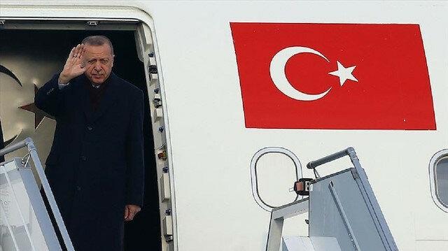 الرئيس أردوغان يجري زيارة رسمية إلى شمال قبرص الأحد