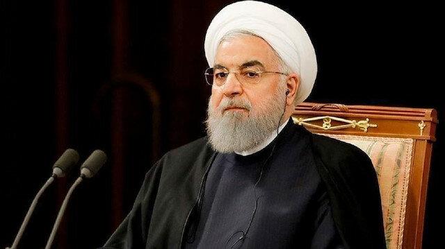 روحاني: إيران عانت أسوأ أيامها في فترة رئاسة ترامب