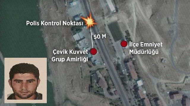 تركيا: تحييد إرهابي مسؤول عن استشهاد 12 شرطيا عام 2016