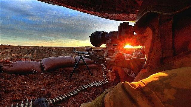 """""""الدفاع التركية"""": تحييد 4 إرهابيين شمالي سوريا"""