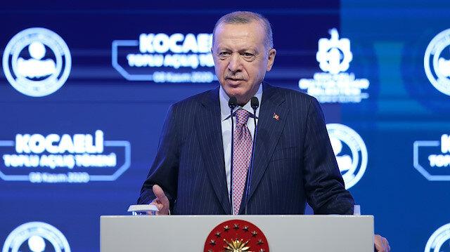 أردوغان: نجم تركيا سيسطع أكثر خلال القرن الحالي