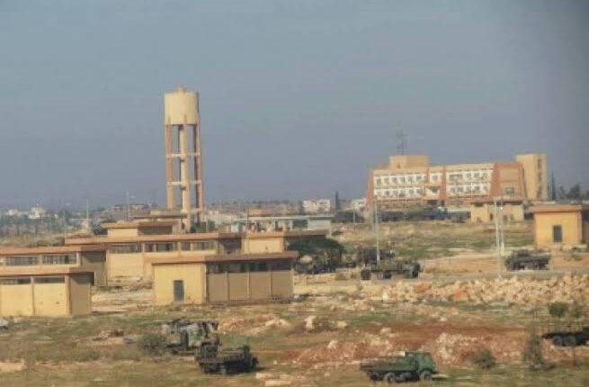 مقتل طفلين بانفجار لغم أرضي غرب حلب