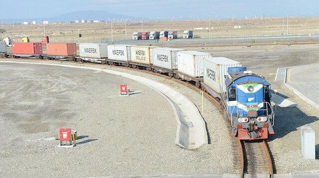في أول رحلاته.. قطار التصدير التركي يصل الصين