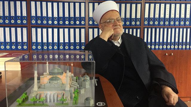 خطيب المسجد الأقصى: تركيا لها صلة عريقة بفلسطين