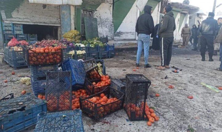 """ضحايا مدنيون بتفجير إرهابي في """"تل أبيض"""" بريف الرقة"""