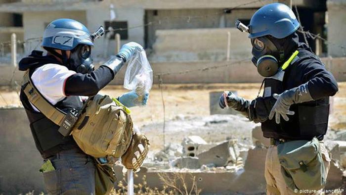 """مسؤولة أممية: لسنا متأكدين من إزالة """"الكيميائي السوري"""" بالكامل"""