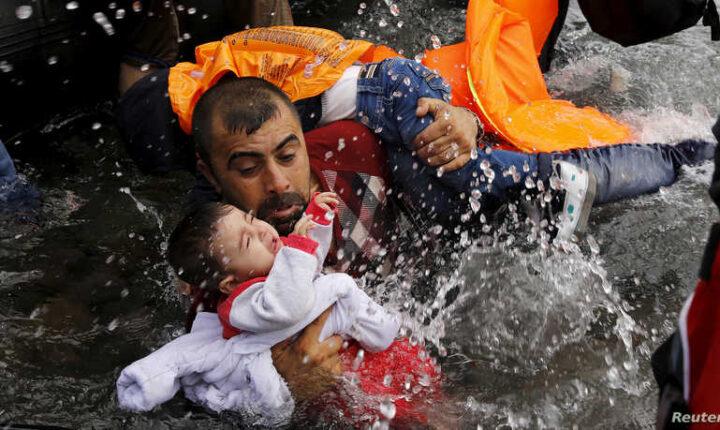 """""""المركز السوري للعدالة"""" يتهم اليونان بارتكاب جرائم ضد الإنسانية"""