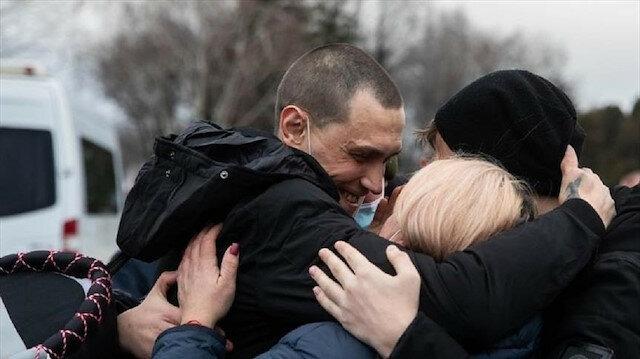 أوكرانيا تشكر تركيا على استعادة 4 بحارة كانوا محتجزين في ليبيا