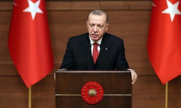 أردوغان: تركيا في صدارة الدول المصنعة للمسيّرات والسفن الحربية