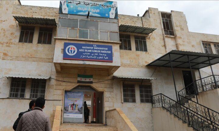 برعاية تركية.. افتتاح أول مكتبة لدعم التعليم شمالي سوريا
