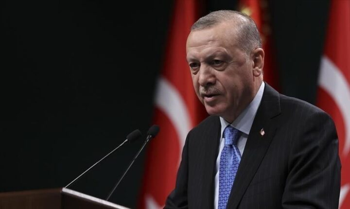 """أردوغان يأمل حل قضية مقاتلات """"إف-35"""" مع تولي بايدن"""