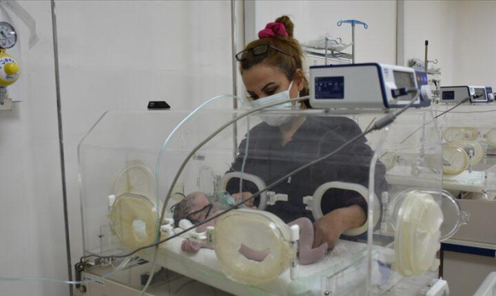 تركيا تفتتح وحدة عناية مركزة لحديثي الولادة شمالي سوريا