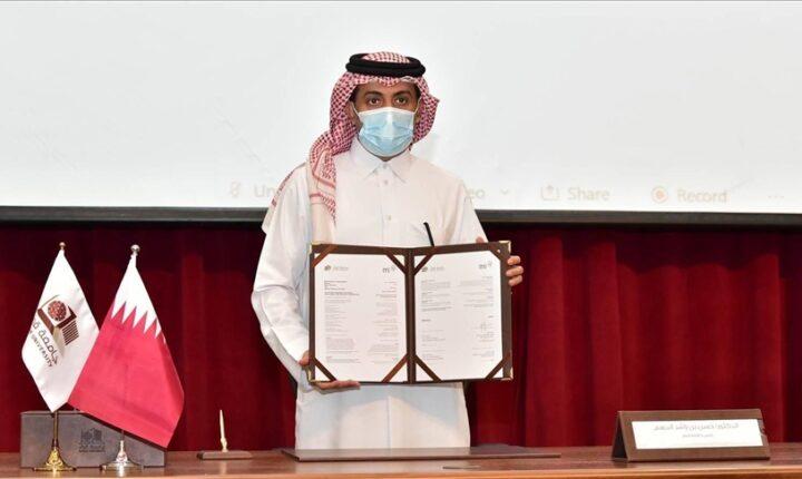"""اتفاقية تعاون بين جامعتي قطر و """"إسطنبول التقنية"""""""