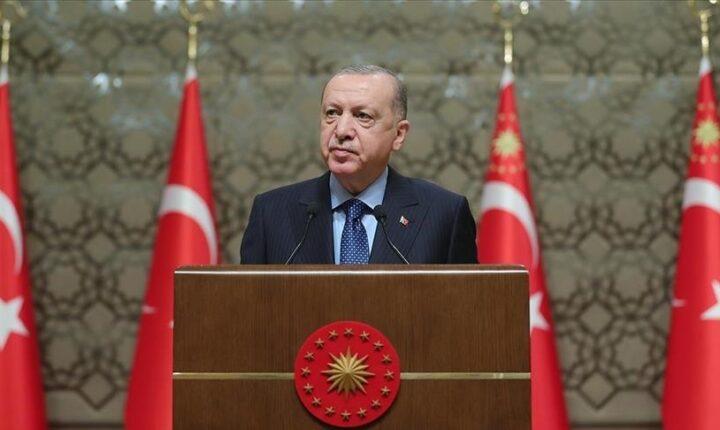 أردوغان: تركيا الثالثة عالميا في مشاريع تطوير لقاحات كورونا