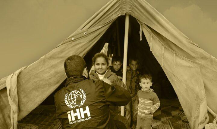مد يد العون | الحلقة السابعة عشر | هيئة الإغاثة الإنسانية التركية في سوريا