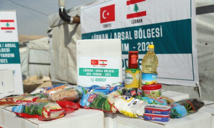 مد يد العون   الحلقة السادسة عشر   تركيا تقدم مساعدات في لبنان وسوريا