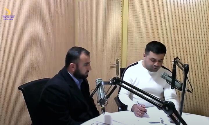الجزء الثاني من حلقة الأخوة بين المسلمين مع الأستاذ الداعية أحمد جمعة المقدم سمير عجوم