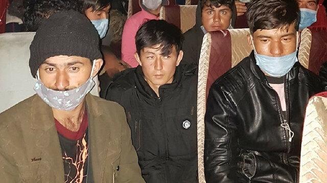 ضبط 20 مهاجرا غير نظامي بولاية ملاطية التركية