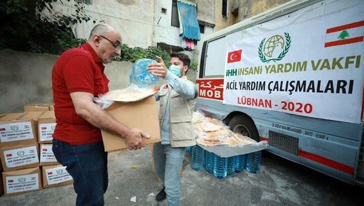 مد يد العون | الحلقة الواحدة والعشرون | منظمات الإغاثة التركية.. شفاء لجراح لبنان