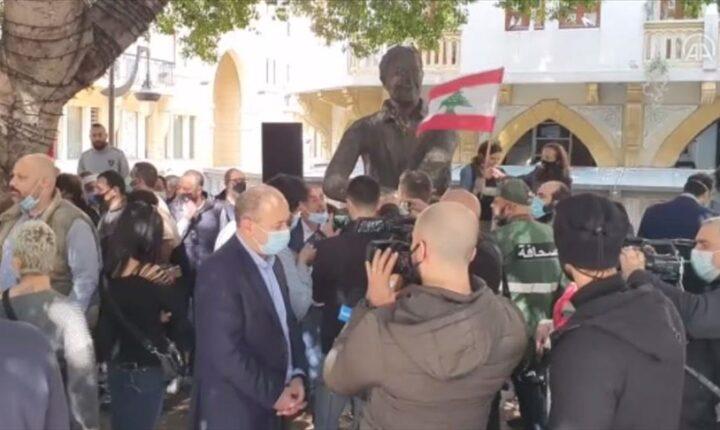 بيروت.. وقفة احتجاجية رفضا لاغتيال الناشط سليم