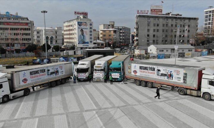 مد يد العون | الحلقة الثانية عشر | مساعدات تركية إلى إدلب السورية