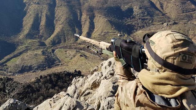 """الدفاع التركية: تحييد إرهابيين اثنين من """"ي ب ك"""" شمالي سوريا"""