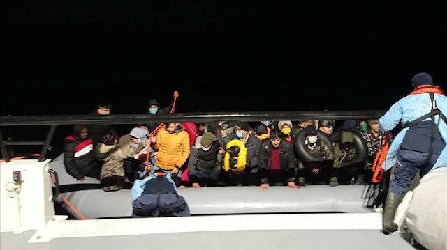 تركيا.. إنقاذ 150 طالب لجوء أرغمتهم اليونان على العودة