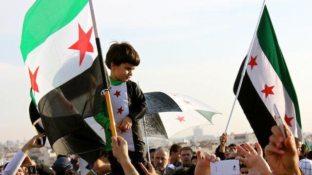 في الذكرى العاشرة لثورته.. تركيا تؤكد دعمها الشعب السوري
