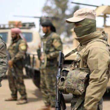 قسد تعتقل 25 مدنياً في منطقة الشدادي بريف الحسكة