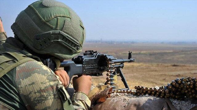 """الدفاع التركية: تحييد 4 إرهابيين من """"ي ب ك"""" شمالي سوريا"""
