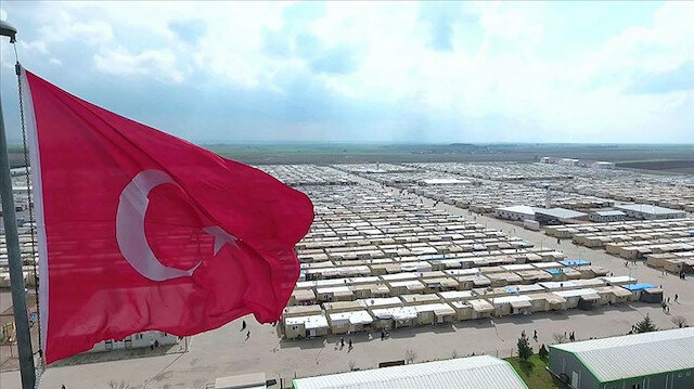 تقرير أوروبي: تركيا تلعب دورا مهما باستضافتها 4 ملايين لاجئ