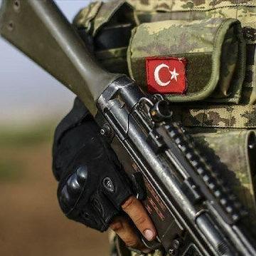 الدفاع التركية تعلن استشهاد أحد جنودها شمالي العراق