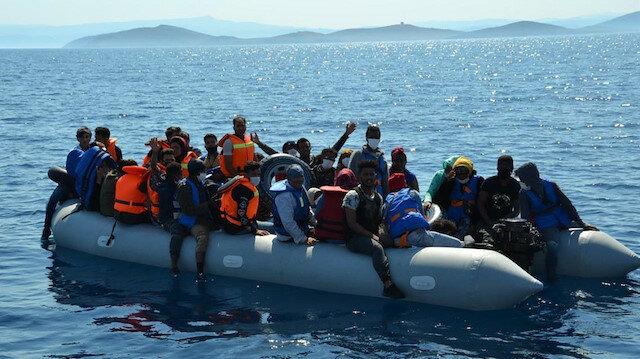 تركيا تنقذ 74 طالب لجوء أجبرتهم اليونان على العودة