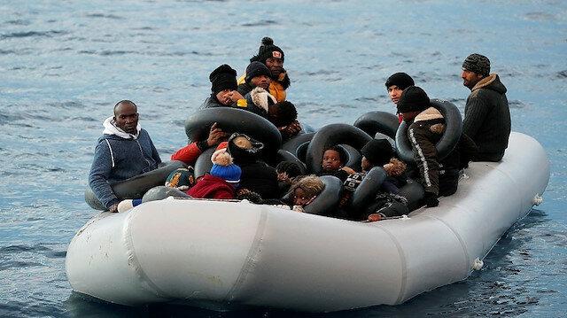 تركيا.. إنقاذ 137 طالب لجوء أجبرتهم اليونان على العودة