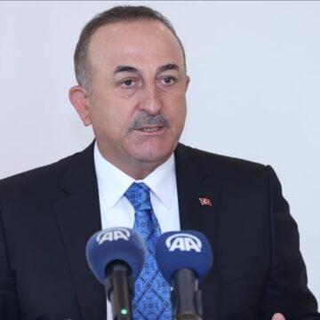 تشاووش أوغلو: مرحلة جديدة بدأت في العلاقات بين تركيا ومصر