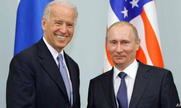 قمة محتملة بين بايدن وبوتين.. صحيفة روسية تتوقع المكان