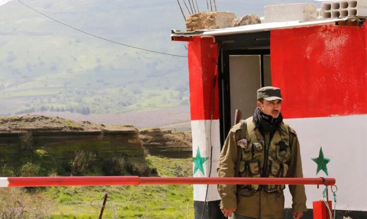 قتلى بينهم ضابط بهجوم لمجهولين على حاجز للنظام قرب دمشق
