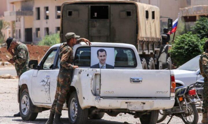 """اغتيال مسؤول في """"الفرقة الحزبية"""" التابعة للنظام شرق درعا"""