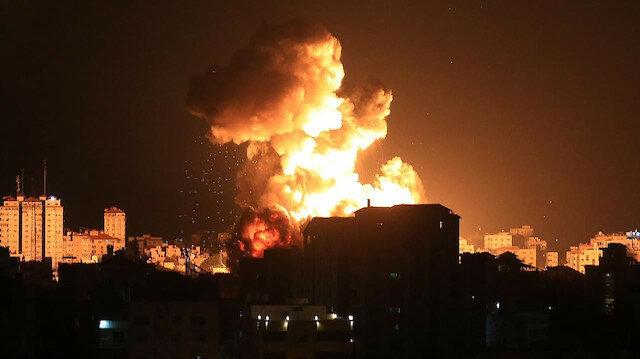 10 أيام من عدوان الاحتلال الإسرائيلي.. 227 شهيدًا ودمار شامل في غزة