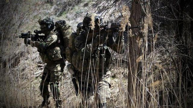 """الدفاع التركية: تحييد اثنين من إرهابيي """"بي كا كا"""" شمالي العراق"""