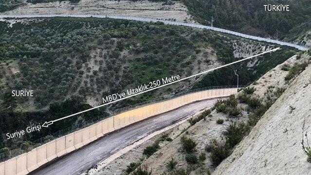 رصد نفق يمتد من سوريا باتجاه الأراضي التركية