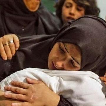 محصلة العدوان الإسرائيلي على غزة: 122 شهيدا بينهم 31 طفلا و19 سيدة