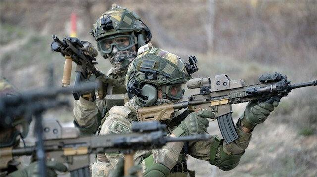 """أنقرة: تحييد 8 إرهابيين من """"بي كا كا"""" شمالي العراق"""