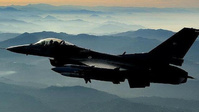 الجيش التركي يحيد 4 إرهابيين شمالي العراق