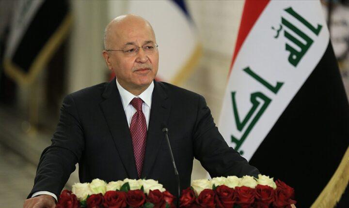 الرئيس العراقي: 150 مليار دولار هرّبت للخارج منذ 2003