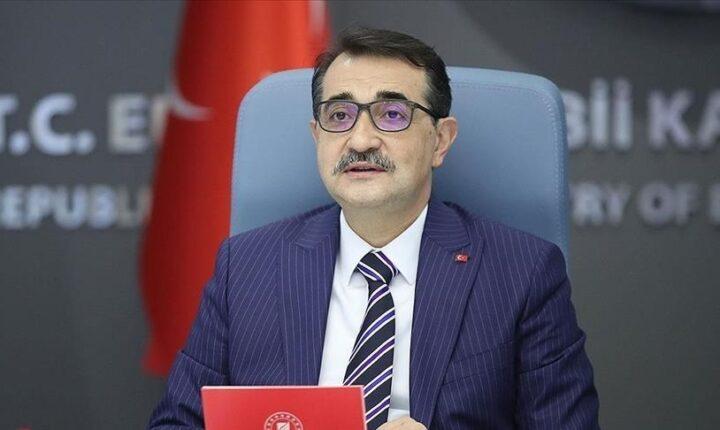 وزير تركي: معطيات جديدة من حقل غاز صقاريا تبشر باكتشافات جديدة