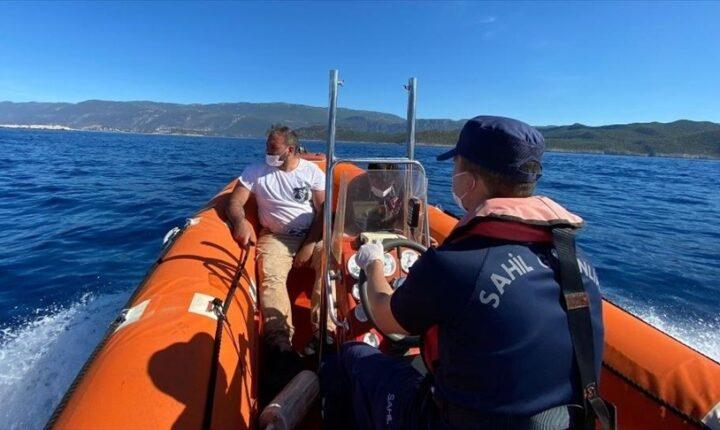 تركيا.. إنقاذ 35 طالب لجوء قبالة سواحل إيجة والمتوسط
