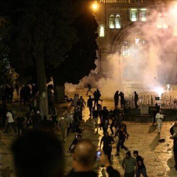 """الاتحاد الأوروبي يدعو إلى """"وقف عاجل"""" للتصعيد في القدس"""