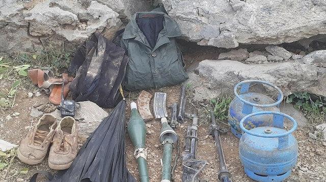 """""""وان"""" التركية.. ضبط أسلحة في عملية ضد """"بي كا كا"""" الإرهابية"""