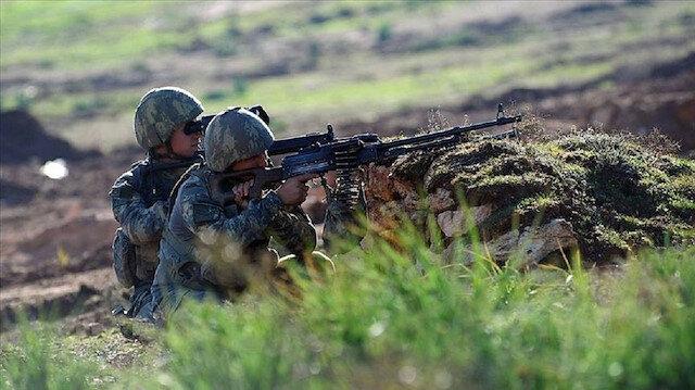 """تركيا: تحييد 3 إرهابيين من """"ي ب ك"""" شمالي سوريا"""